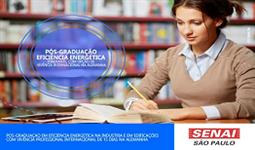 Engenharia Elétrica - Eficiência Energética na Industria - Curso de Pós-Graduação - INSCRIÇÕES ABERTAS