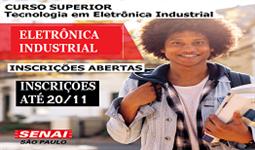 Curso Superior de Tecnologia em Eletrônica Industrial