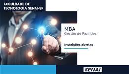 MBA em Gestão de Facilities